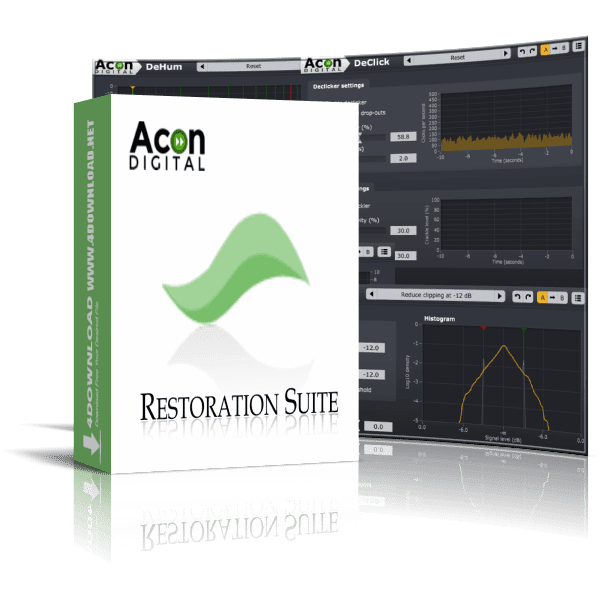 Acon Digital - Restoration Suite v1.8.1 Full version