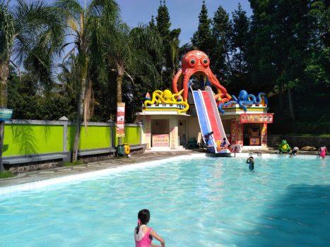 Kolam Renang Tirtania Waterpark Kota Bogor