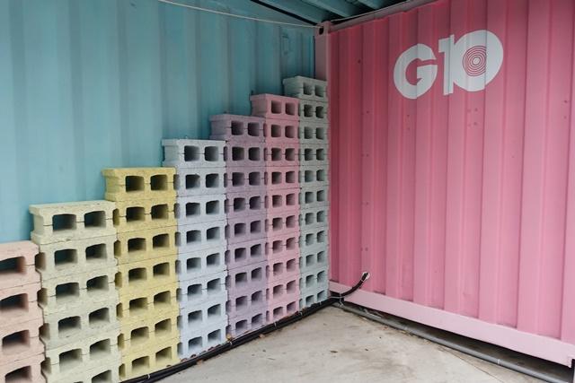 桃園粉嫩景點~G10 GO!貨櫃創意市集