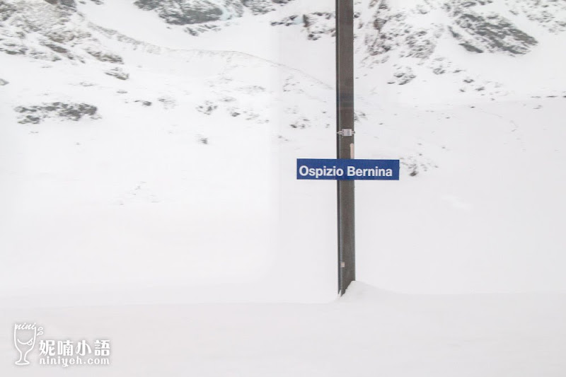 【瑞士景觀列車】伯連納列車 Bernina Express。美到不捨眨眼的世界遺產鐵道
