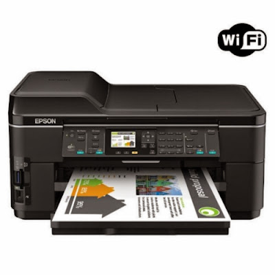 Download WF-7515 Epson A3 Printer Driver