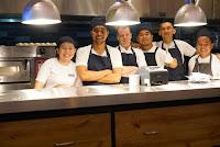 Seaside Saloon Kitchen Crew