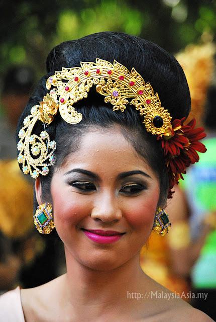 Balinese Tabanan Girl