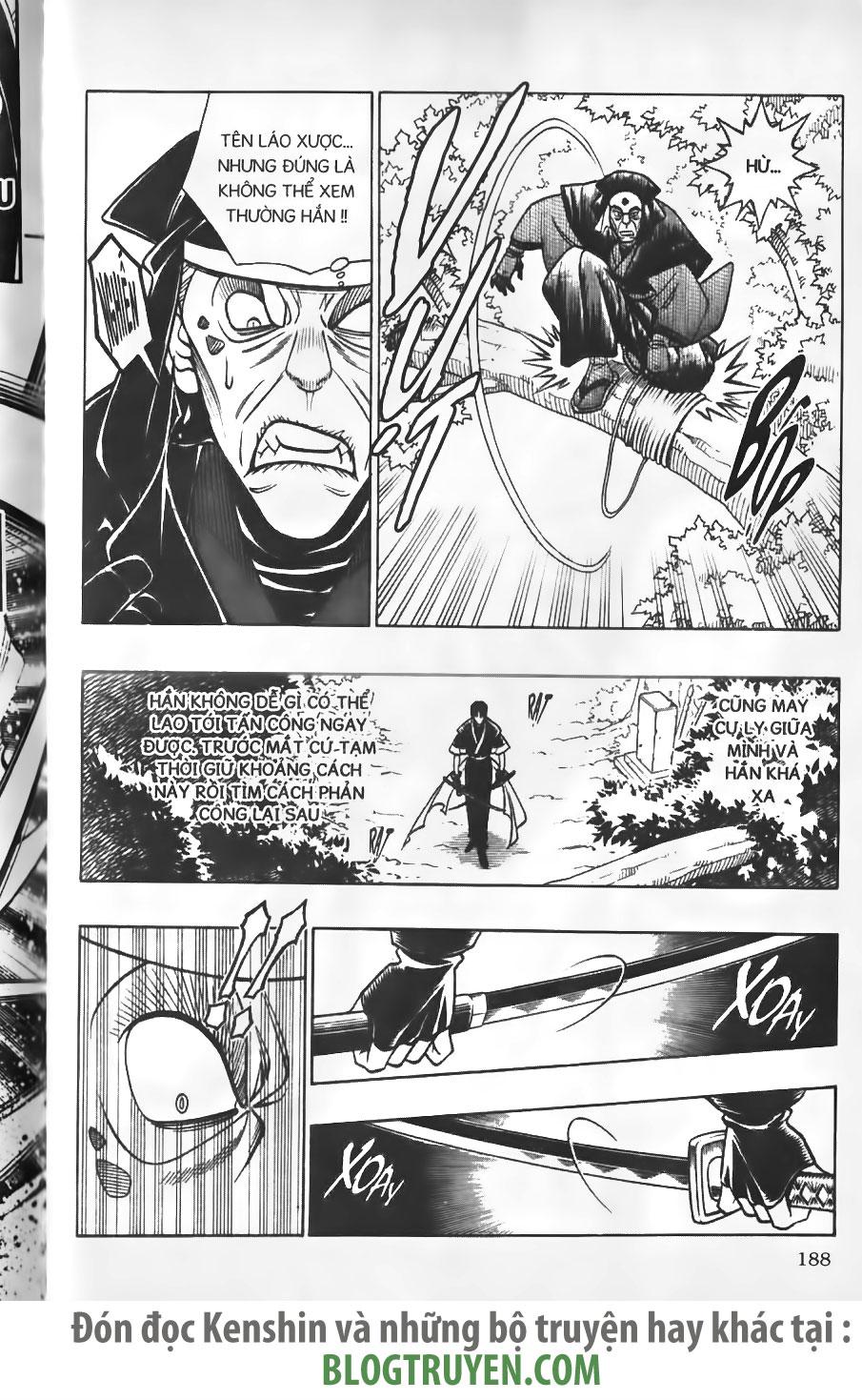 Rurouni Kenshin chap 217 trang 4