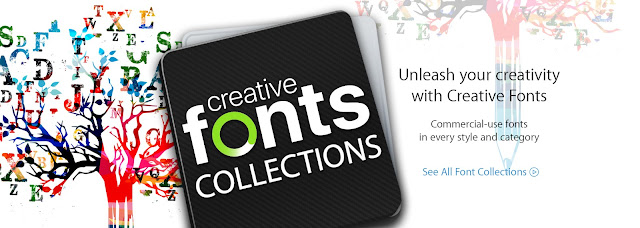 Most Creative Font Collections