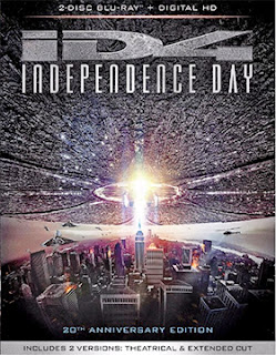 DVD & Blu-ray Release Report, Indepedence Day: 20th Anniversary Edition, Ralph Tribbey