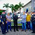 Prefeito Gerlásio entrega carro da Guarda Municipal para a população forquilhense