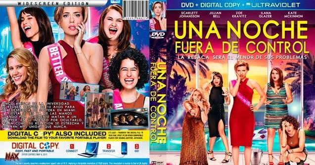 Maxcovers dvd gratis rough night una noche fuera de for Fuera de control dmax