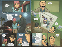 copyright Brian K. Vaughan and Adrian Alphona