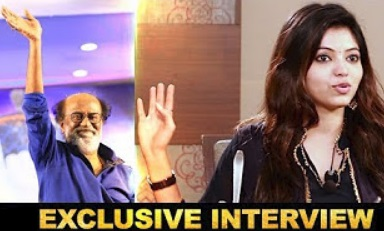 Athulya's expectation was fulfilled by Rajinikanth | Actress Athulya Ravi Interview