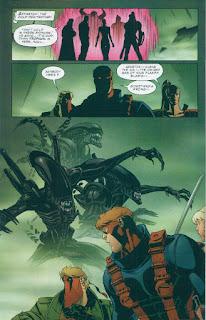 WildC.A.T.S./Aliens