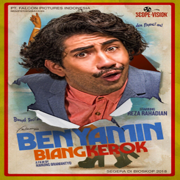 Download Film Benyamin Biang Kerok 2018 WEB-DL Full Movie
