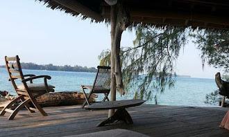 paket wisata pulau resort macan - tiger island kepulauan seribu utara
