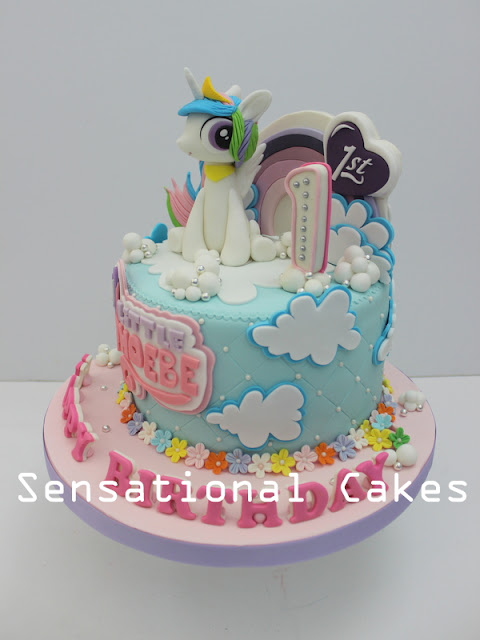 rainbow dash pony cake singapore