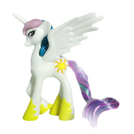 MLP Happy Meal Toy Princess Celestia Figure by Quick