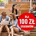 100 zł dla studentów za Konto Jakie Chcę w Santander (+ nawet 280 zł w promocjach dodatkowych)