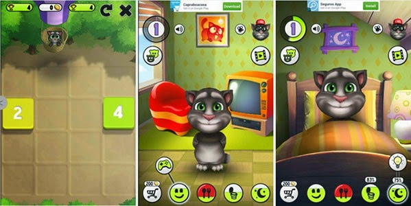 Download My Talking Tom V2 0 1 Apk Download Game Android