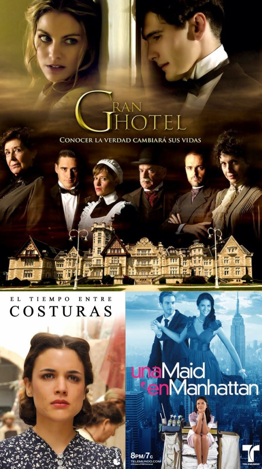 Watch telenovelas to learn spanish