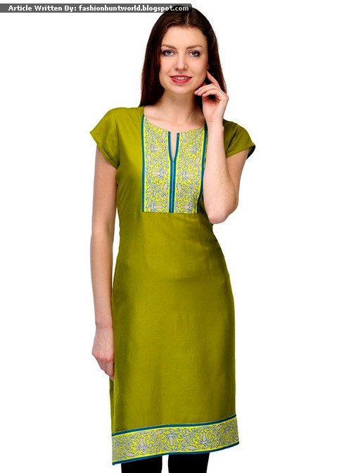 0d7f24dc84 Latest Indian Kurti-Tunic Fashion 2015-2016 For Spring Summer Season - New  Arrivals