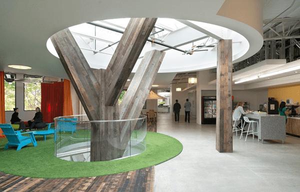 Daftar Foto-foto Kantor Pusat Google di California