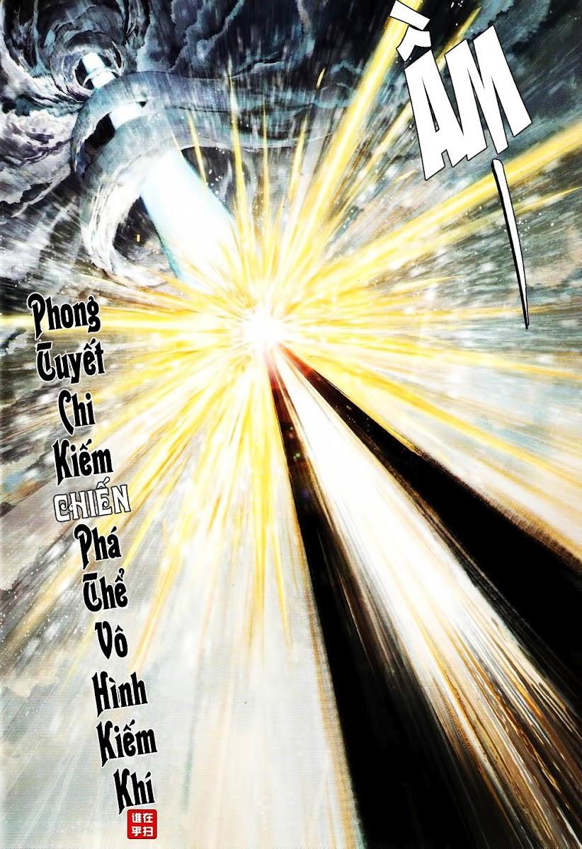 Ôn Thụy An Quần Hiệp Truyện chap 63 trang 12