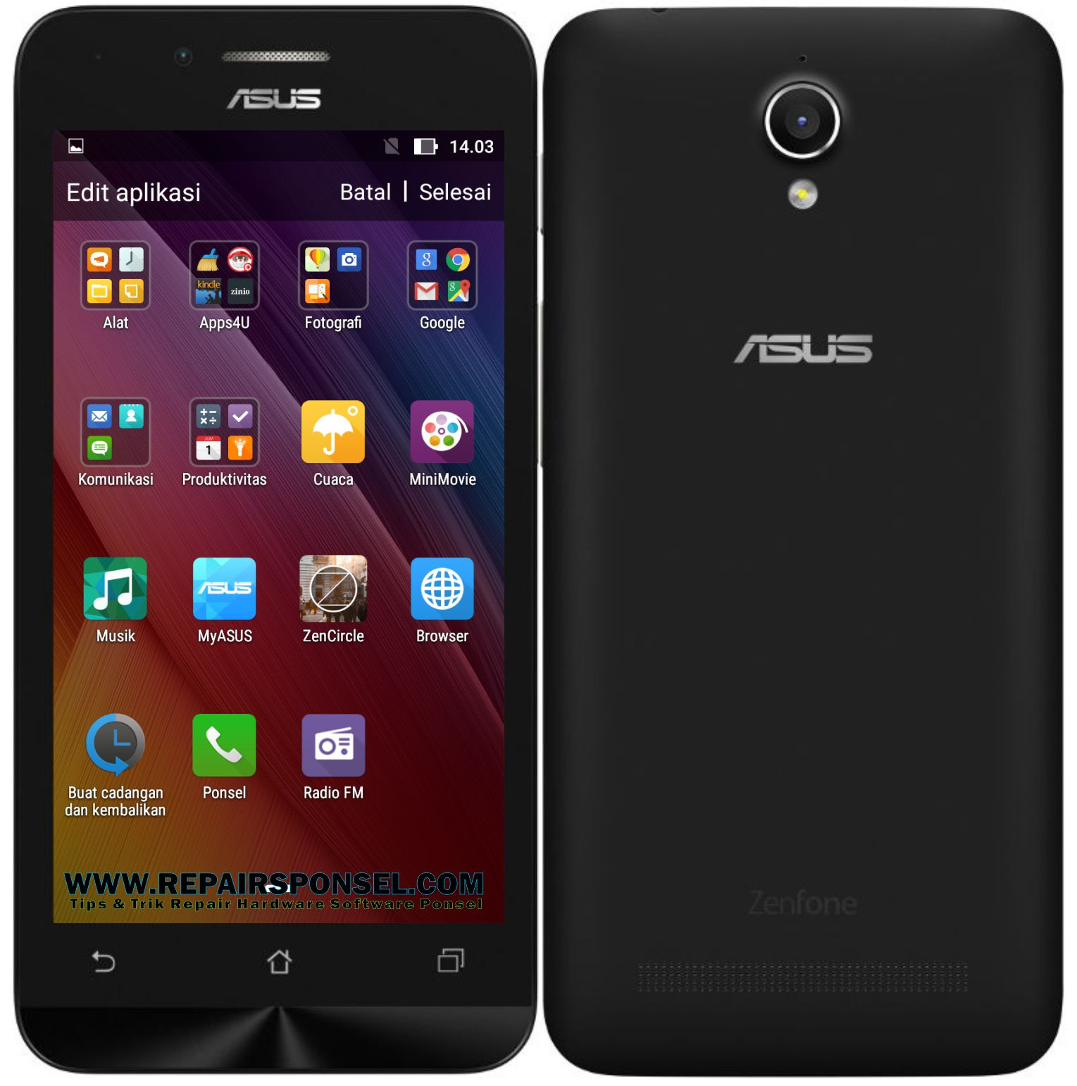firmware asus z00vd