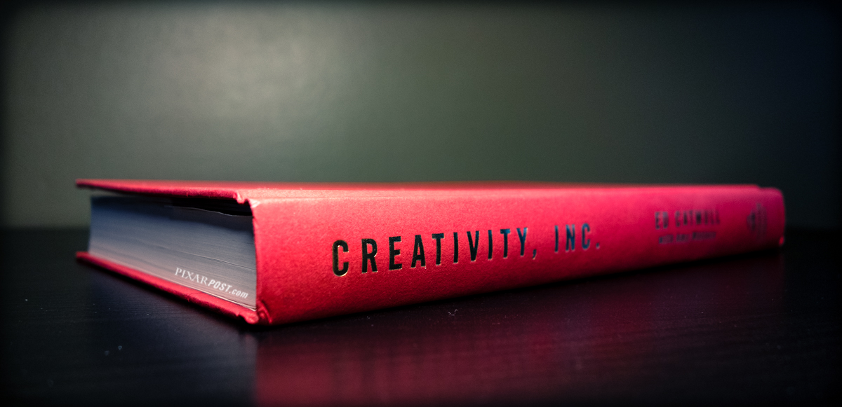 Ed Catmull Creativity Inc Book - Pixar Post