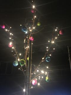 Lichterketten für draussen