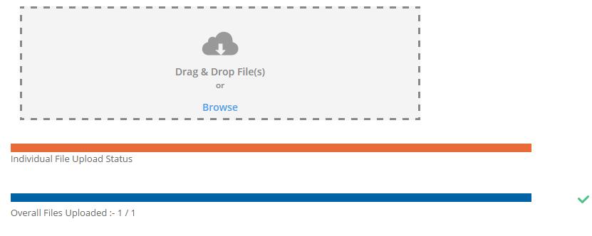 File Upload Js