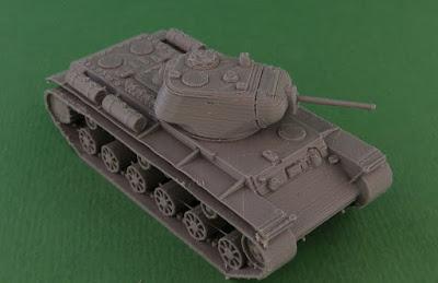 KV-1S Tank picture 2