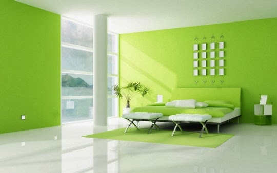 Cara Mudah Kombinasi Warna Cat Rumah Minimalis Rumah