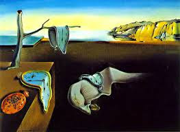 The Persistence of Time by Salvador Dali