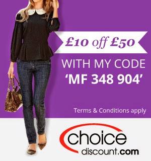Choice Discount - Discount Code