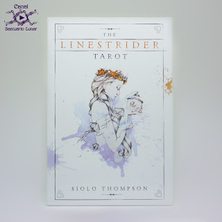 The Linestrider Tarot - Box (Front)