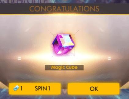 cara mendapatkan magic cube di ff