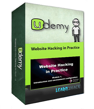 Ethical Hacking Course: Website Hacking in Practice Training course