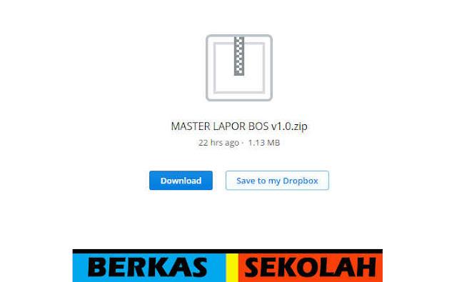 DOWNLOAD MASTER APLIKASI LAPOR BOS V1.0