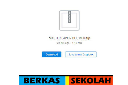 MASTER APLIKASI LAPOR BOS V1.0