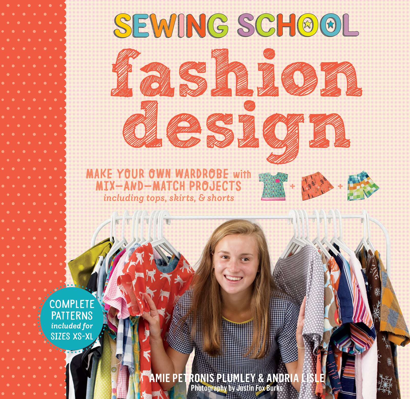 Sewing School Books