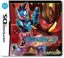MegaMan Star Force 3: Red Joker, nds, español, mega