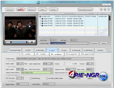 WinX HD Video Converter Deluxe 5.9.8.271 Full Version