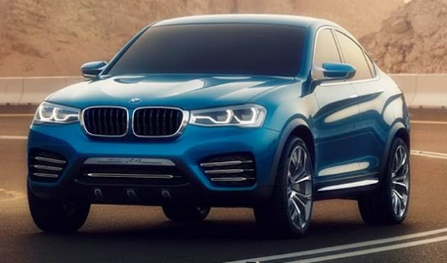 2018 BMW X4 Redesign