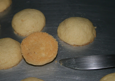 Receta-de -Galletas-de-jengibre-y-Buttery-Melt-Away-Cookies