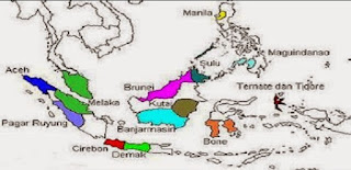 Kerajaan-Kerajaan Islam di Indonesia Secara Singkat