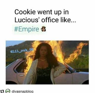 Cookie Lyon Empire Meme