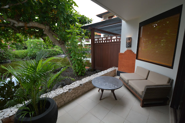 grand hyatt bali hotel resort balcony view terrace review