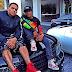 Wizkid still chilling with Chris Brown (PHOTOS)