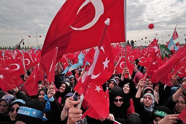 H αντίληψη των Τούρκων για την εξωτερική πολιτική της χώρας τους