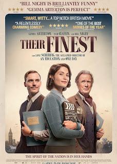 Their Finest Movie Poster 2