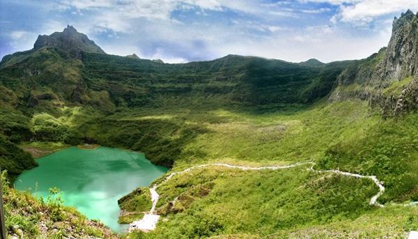 Danau Gunung Kelud